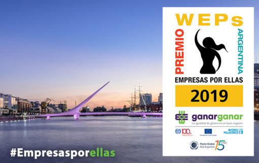 """Ganar-Ganar de ONU Mujeres lanza el Premio WEPs Argentina 2019 """"Empresas por ellas"""""""